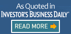 Terry Sacka, AAMS has been quoted in Investors Business Daily.