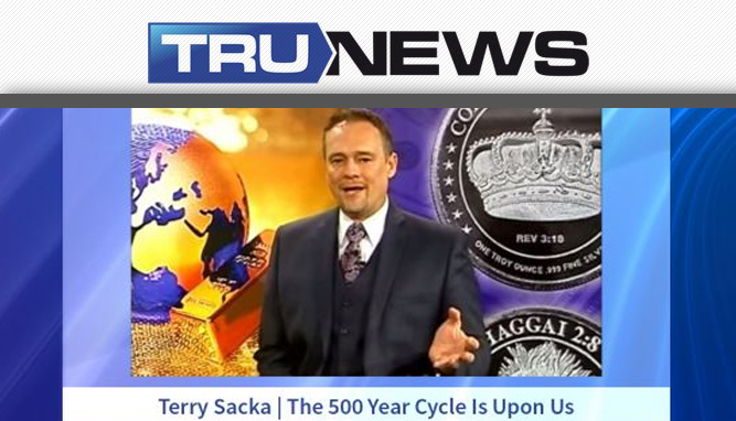 TRUNEWS 8-15-2016- Terry Sacka -The-500-Year-Cycle-Is-Upon-Us