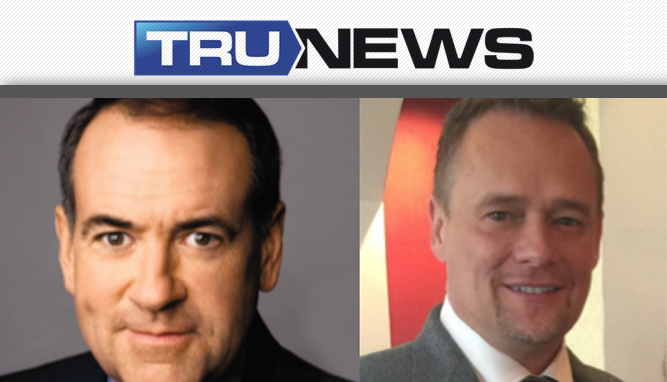 TRUNEWS 12-16-15 – Mike Huckabee & Terry Sacka