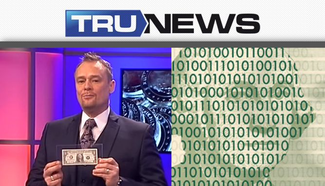 TRUNEWS 03-10-16 Terry Sacka Talks Digital Fiat Currency