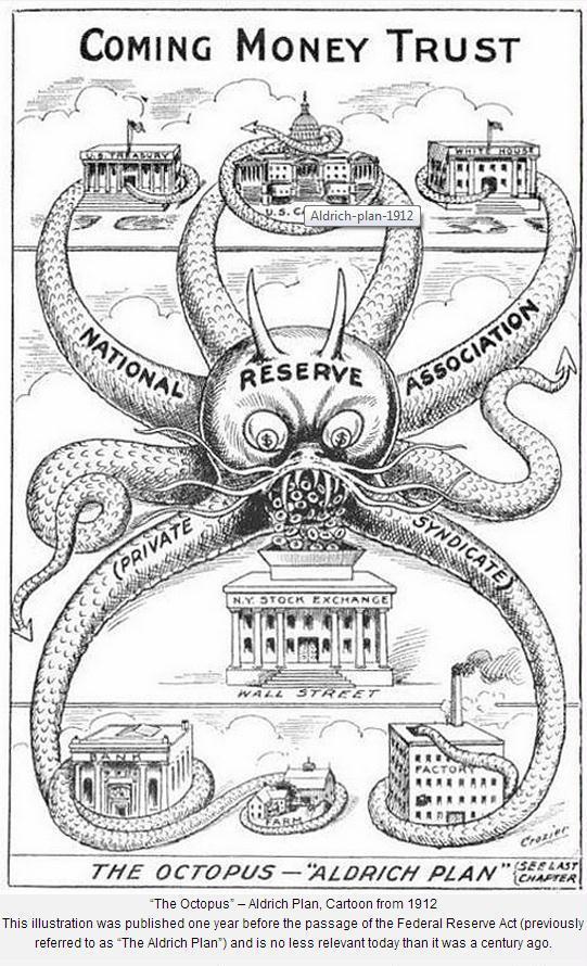 The Octopus - Aldrich Plan